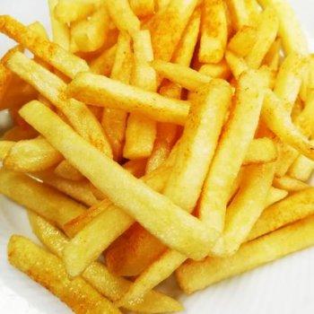 Doppelte Pommes frites