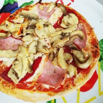 Pizza Mista Groß