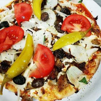 Pizza Greece Groß