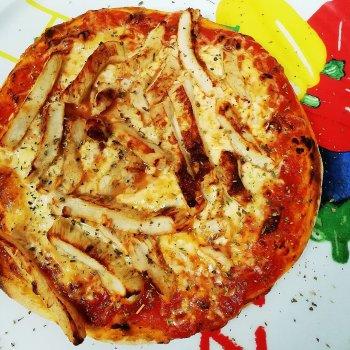 Pizza Chicken Groß