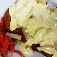 Schnitzel Spezial `` Hähnchen``