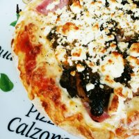 25 Pizza Athen Groß