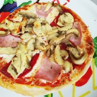 Pizza Mista Klein