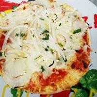 Pizza Frankreich Klein