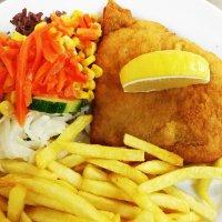 Schnitzel ``Wiener Art``  `` Hähnchen``